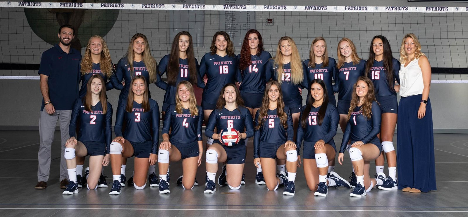 2019 Women S Volleyball Roster University Of The Cumberlands Athletics